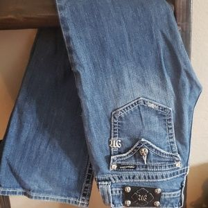Miss Me size 30 Bootcut jeans